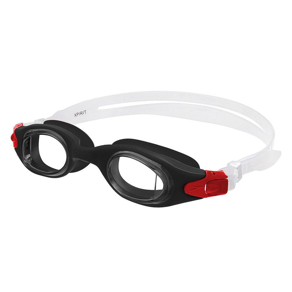 d986d072e Óculos para Natação Xpirit Ônix e Cristal Speedo - ComercialSaoPaulo