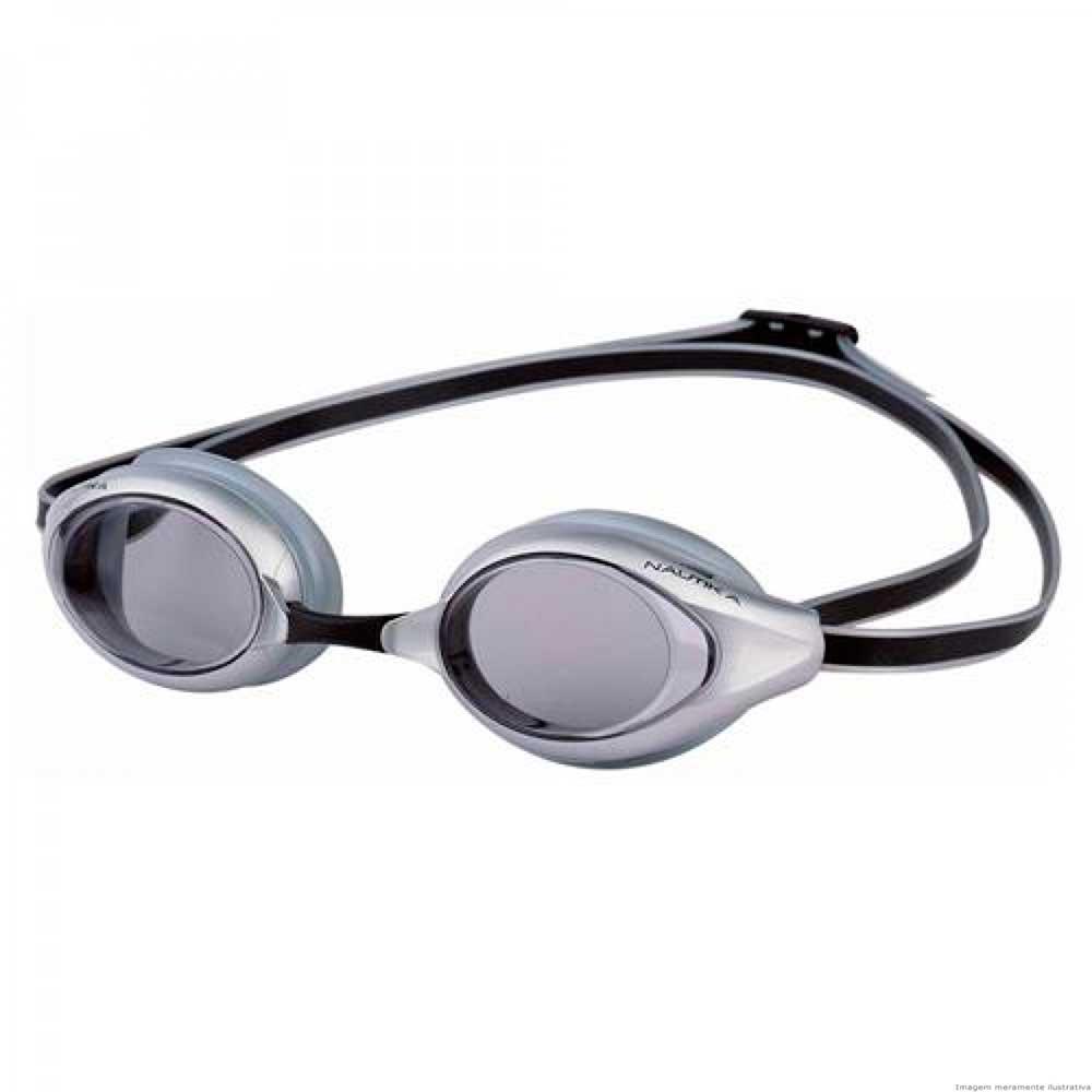 Óculos para Natação Zoop Prata Nautika - ComercialSaoPaulo 1d444e289f