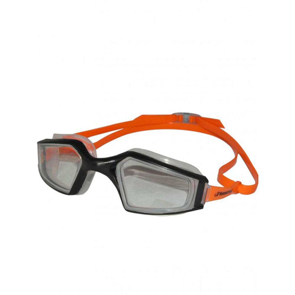 Óculos de Natação Nanotech Preto e Laranja HammerHead ... 7b66550420