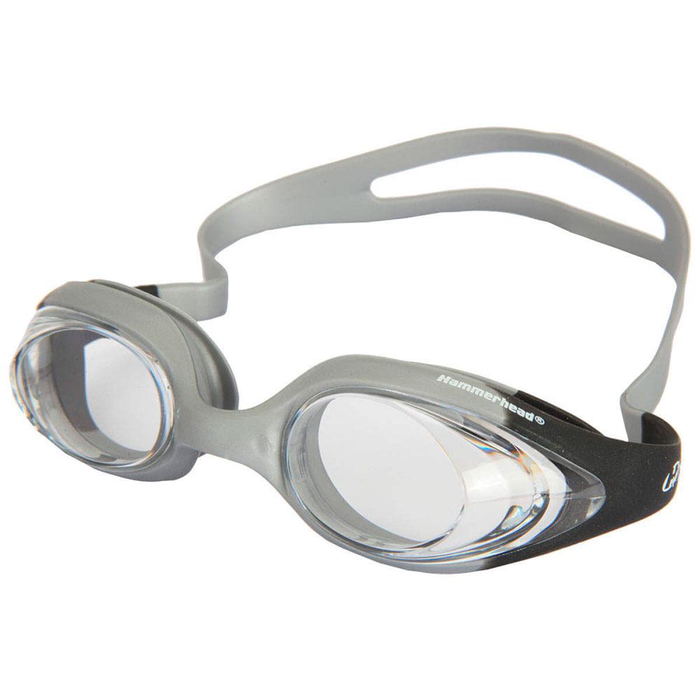 Óculos de Natação Infinity Preto e Prata Hammerhead - ComercialSaoPaulo 2c49390a75