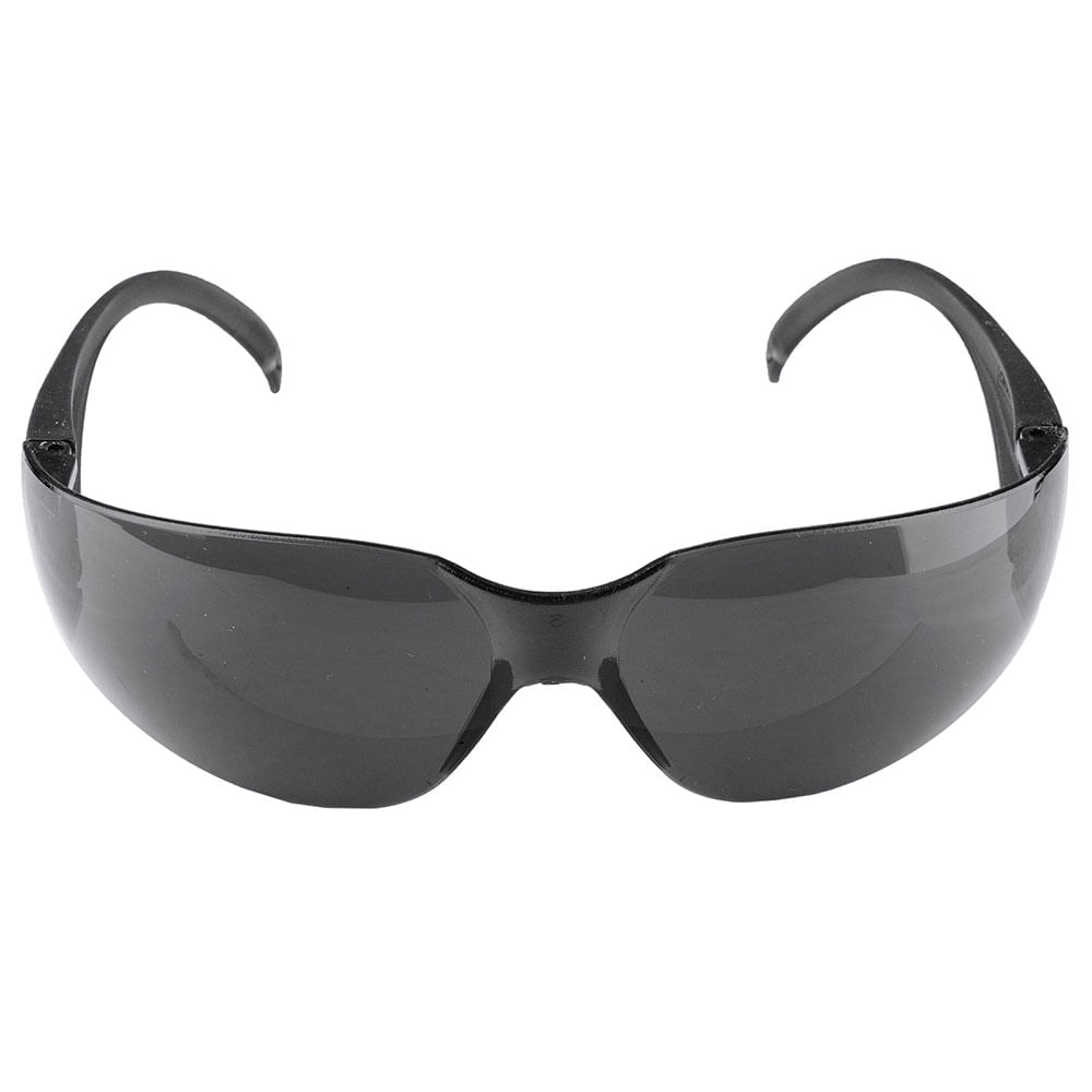 80f08f245029f Óculos de Proteção Super Vision Cinza Carbografite - ComercialSaoPaulo