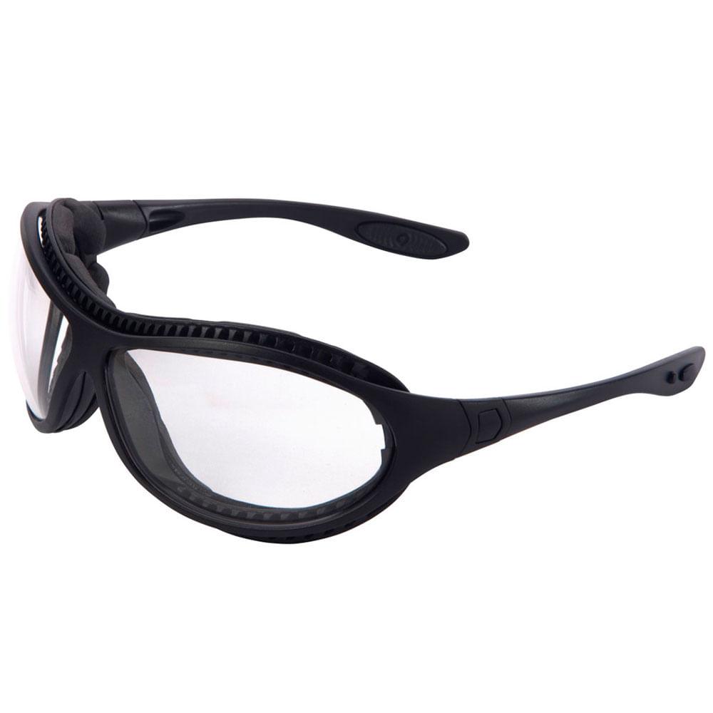 f7ec91401cdc2 Óculos de Segurança Spyder Incolor Carbografite - ComercialSaoPaulo