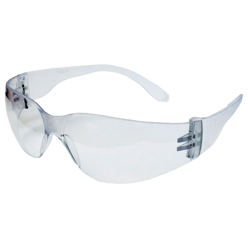 7738d8899d8e3 Óculos de Segurança Super Vision Incolor Carbografite ...